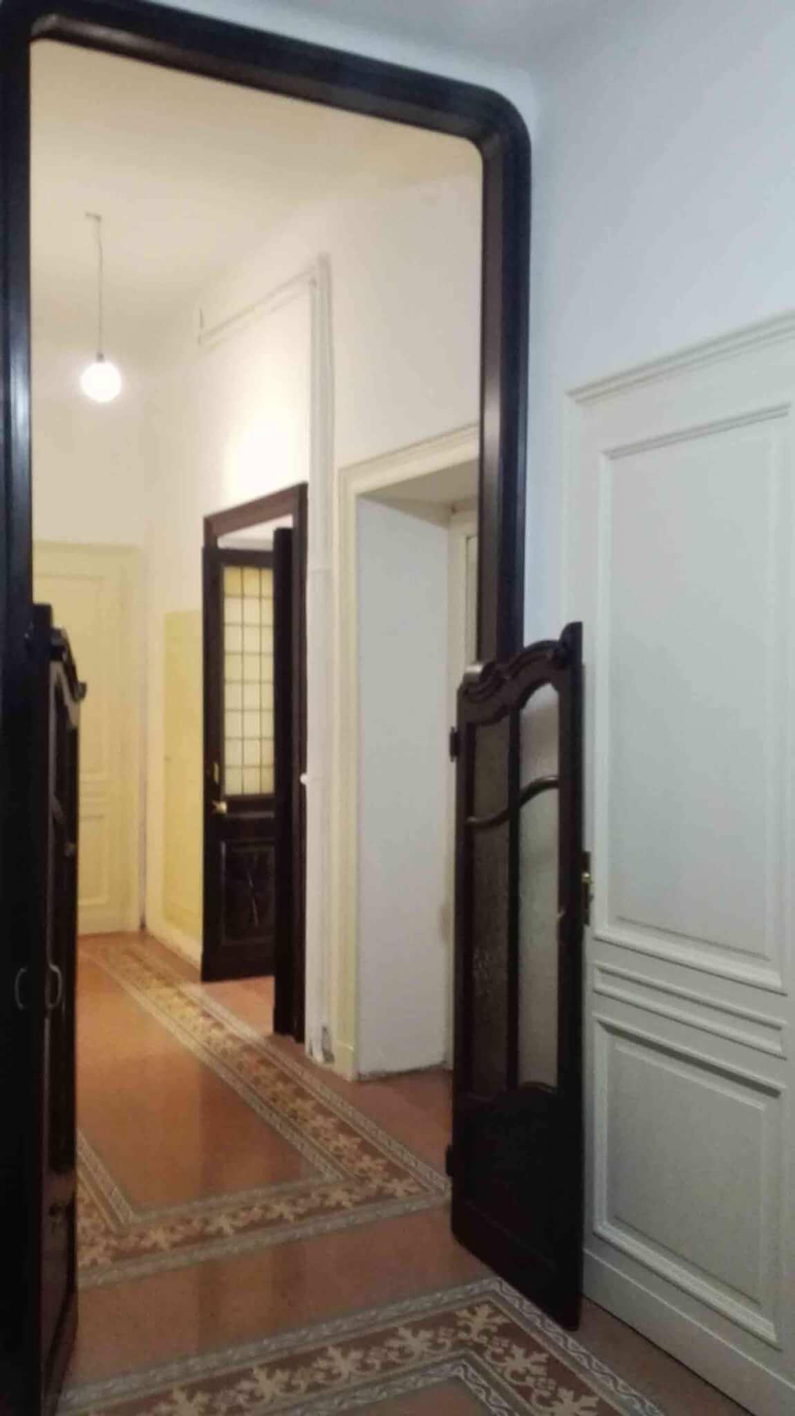 Foto Di Porte Antiche carteggiatura e verniciatura porte antiche - falegnameria