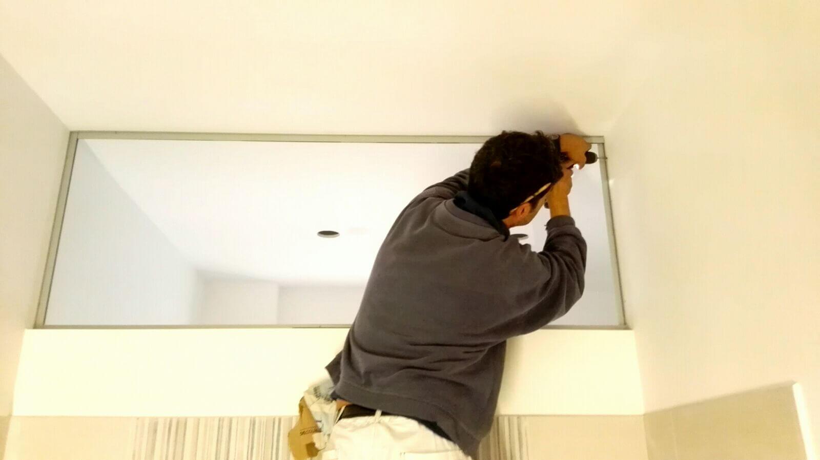 installazione vetro per isolamento acustico Torino - Falegnameria Berardi