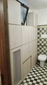 Mobili bagno su misura - Falegnameria Berardi Torino